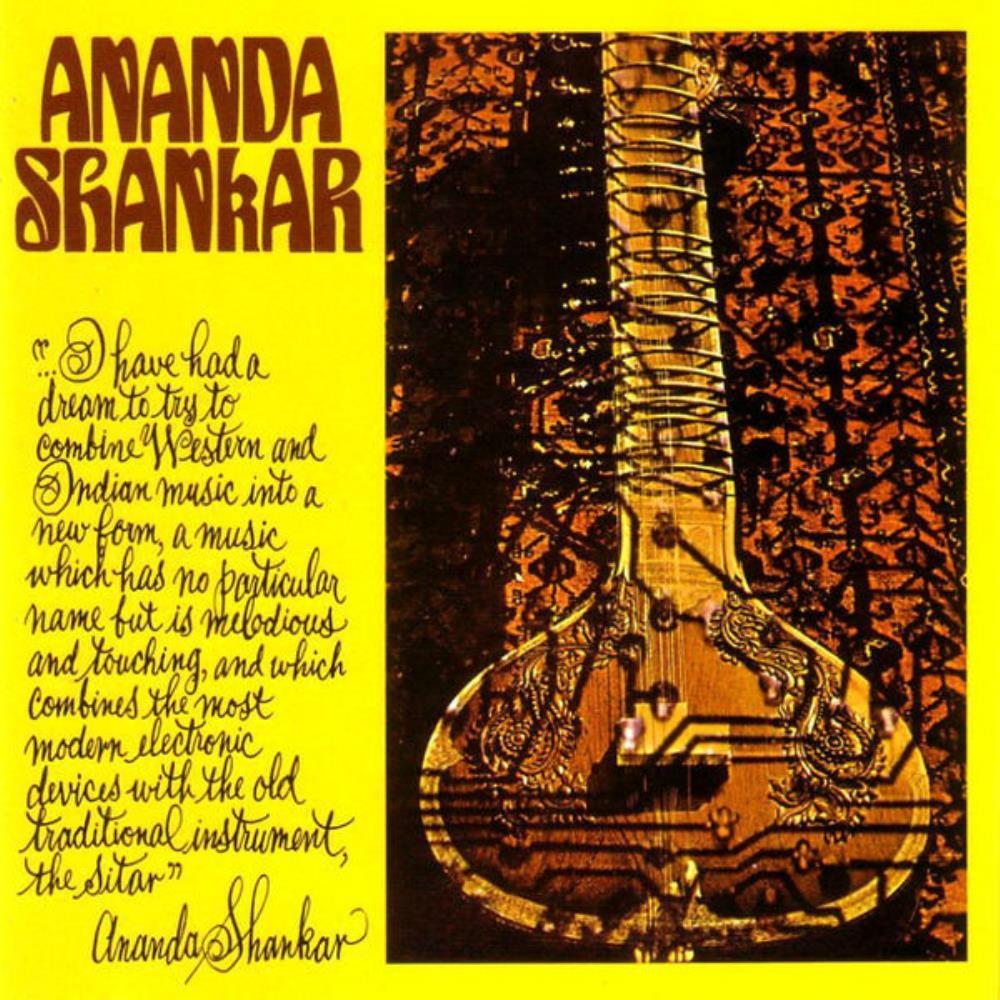 Ananda Shankar by SHANKAR, ANANDA album cover