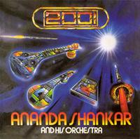 Ananda Shankar - 2001 CD (album) cover