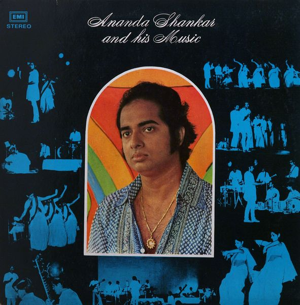 Ananda Shankar Ananda Shankar And His Music album cover
