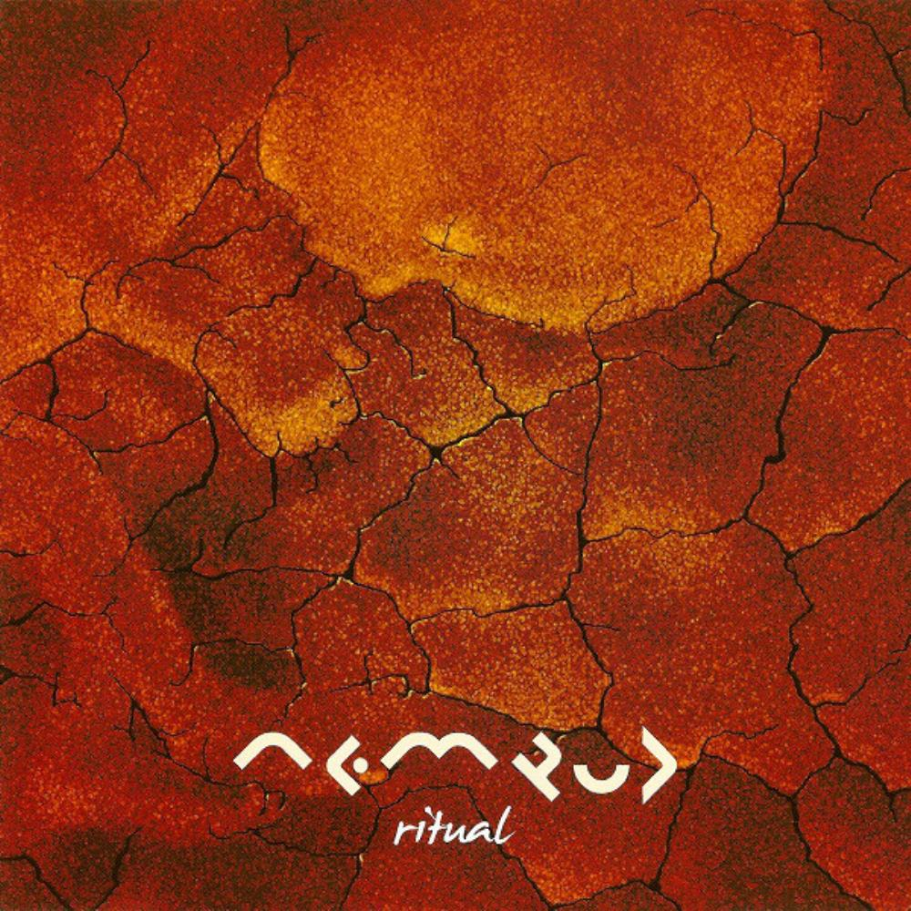 Nemrud - Ritual CD (album) cover