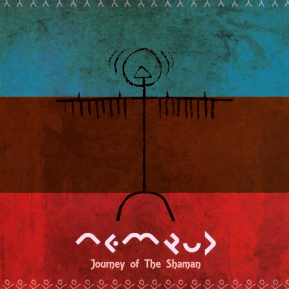 Nemrud Journey Of The Shaman album cover