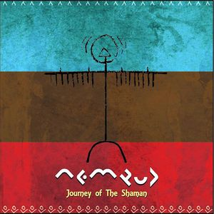 Nemrud - Journey Of The Shaman CD (album) cover