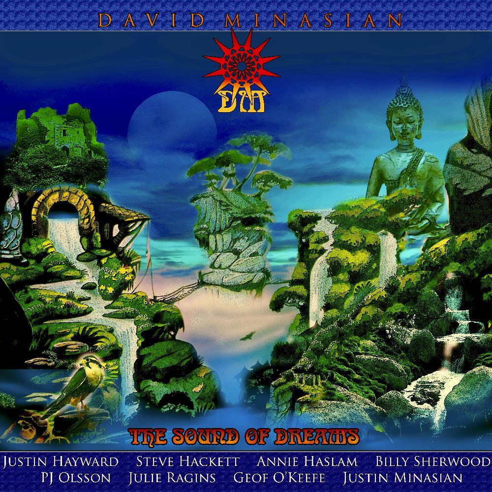 The Sound of Dreams by MINASIAN, DAVID album cover