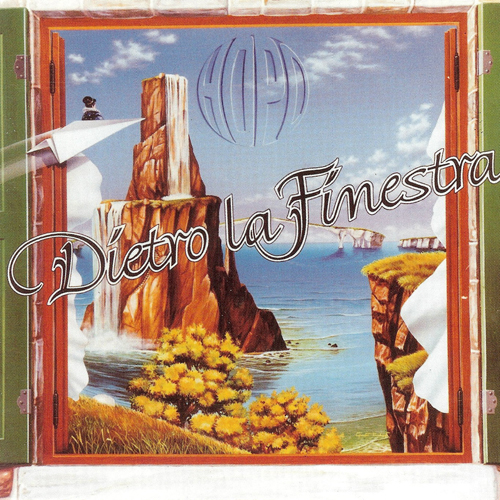 Hopo - Dietro la Finestra  CD (album) cover