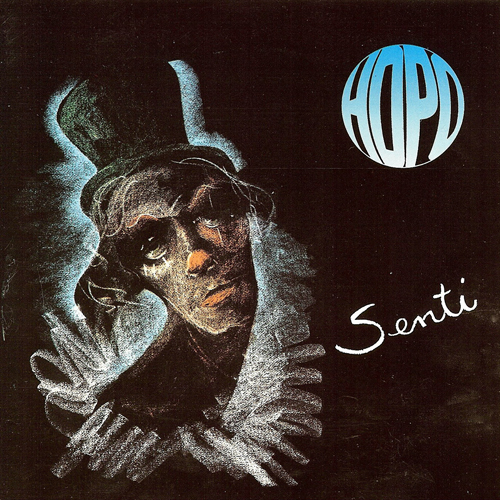 Senti by HOPO album cover