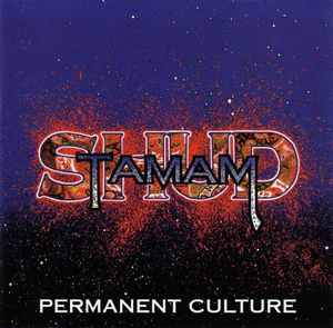 Tamam Shud Permanent Culture album cover