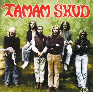 Live In Concert - July 2, 1972 by TAMAM SHUD album cover