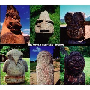 Icomos by WORLD HERITAGE, THE album cover