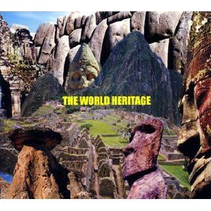 The Tropic of Cancer by WORLD HERITAGE, THE album cover