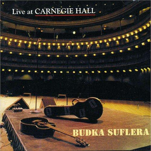 Budka Suflera Live at Carnegie Hall album cover