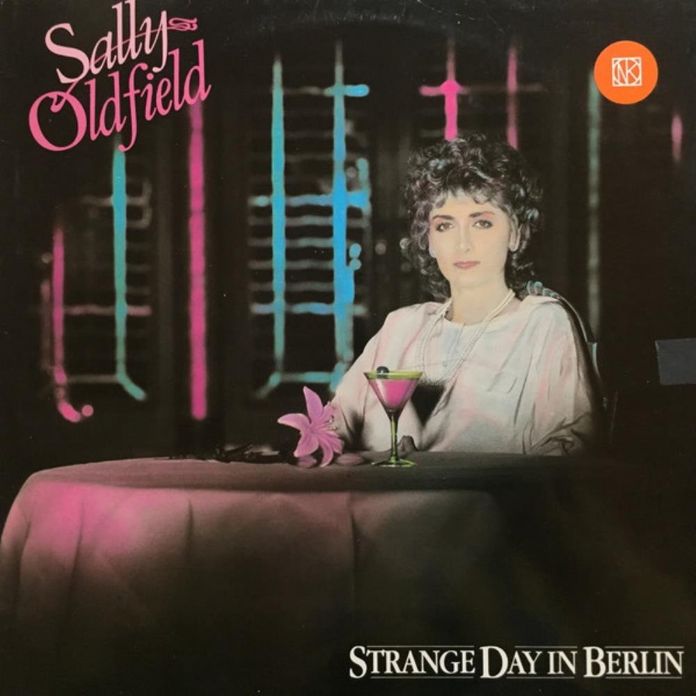 Sally Oldfield Strange Day In Berlin album cover