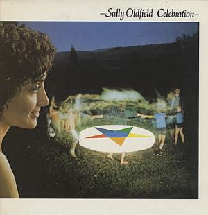 Sally Oldfield Celebration album cover