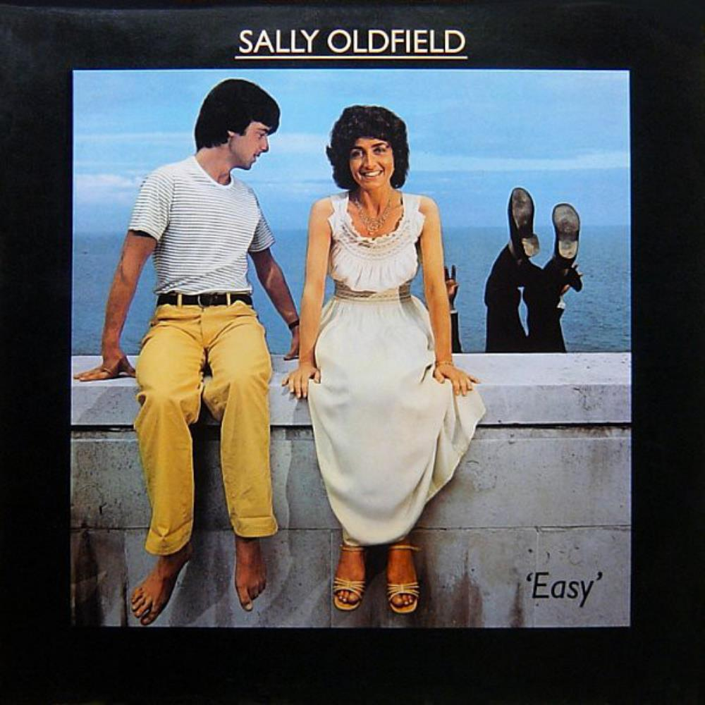 Sally Oldfield - Easy CD (album) cover