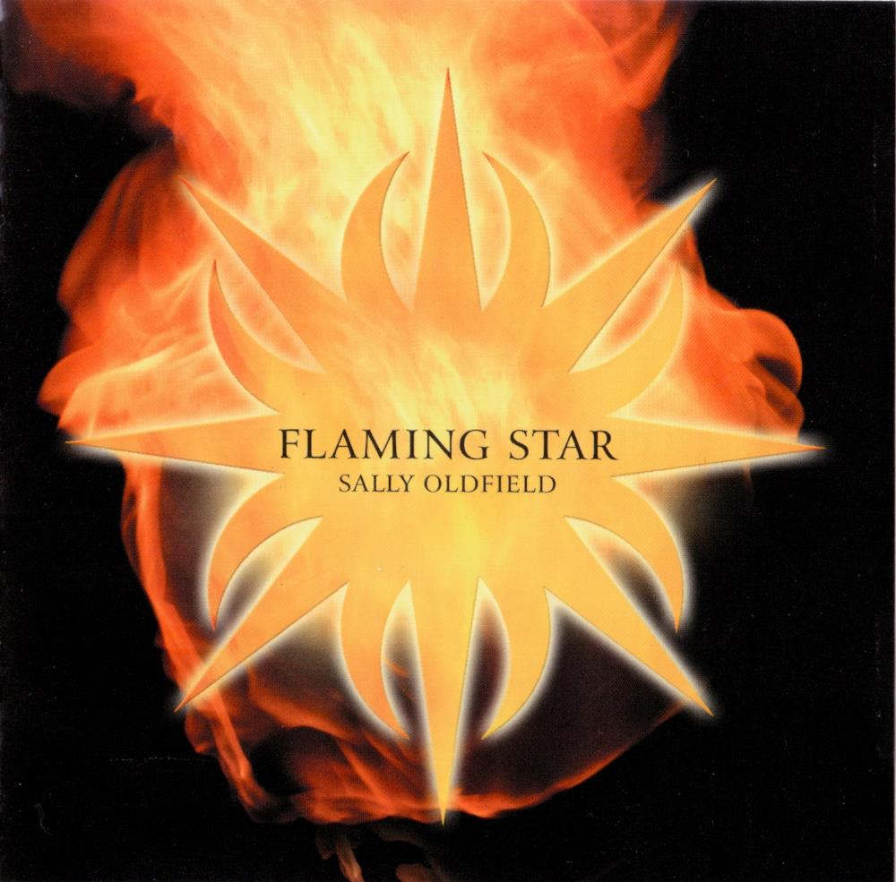 Flaming Star by OLDFIELD, SALLY album cover