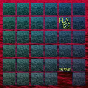 Flat 122 - The Waves CD (album) cover