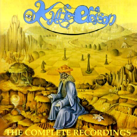 Kyrie Eleison The Complete Recordings 1974-1978 album cover
