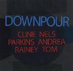 Nels Cline Downpour ( with Andrea Parkins, Tom Rainey) album cover