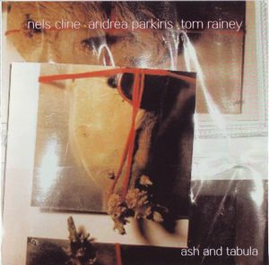 Nels Cline Ash And Tabula. Out Trios Volume Three ( with  Andrea Parkins and Tom Rainey) album cover