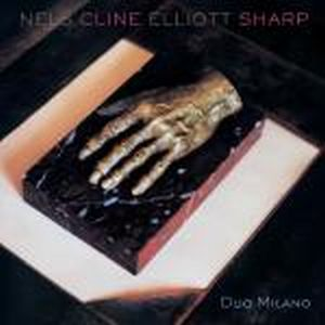 Nels Cline Duo Milano ( with Elliott Sharp) album cover