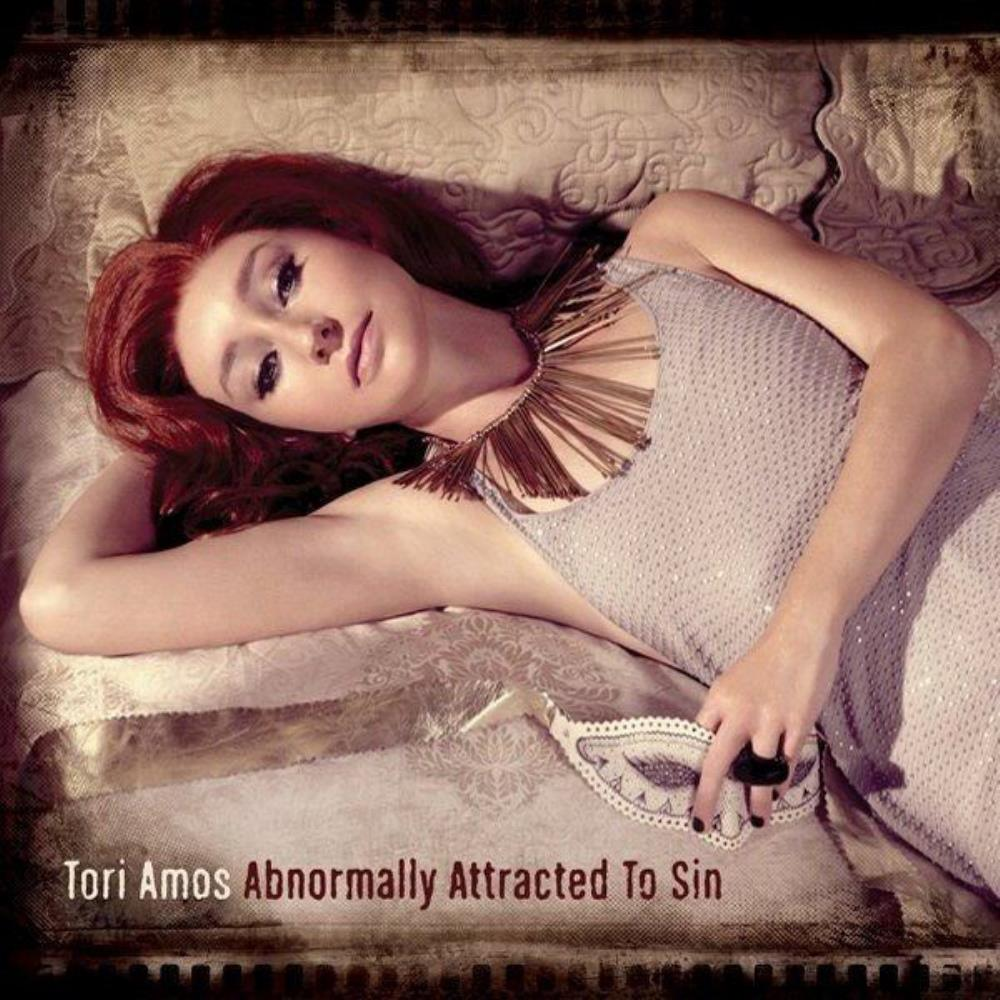 Tori Amos - Abnormally Attracted To Sin CD (album) cover