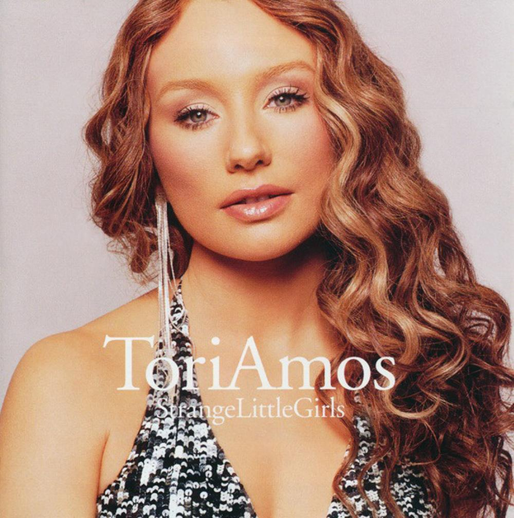 Tori Amos Strange Little Girls album cover