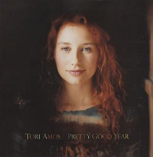 Tori Amos Pretty Good Year album cover