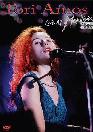 Live at Montreux 1991/1992 by AMOS, TORI album cover
