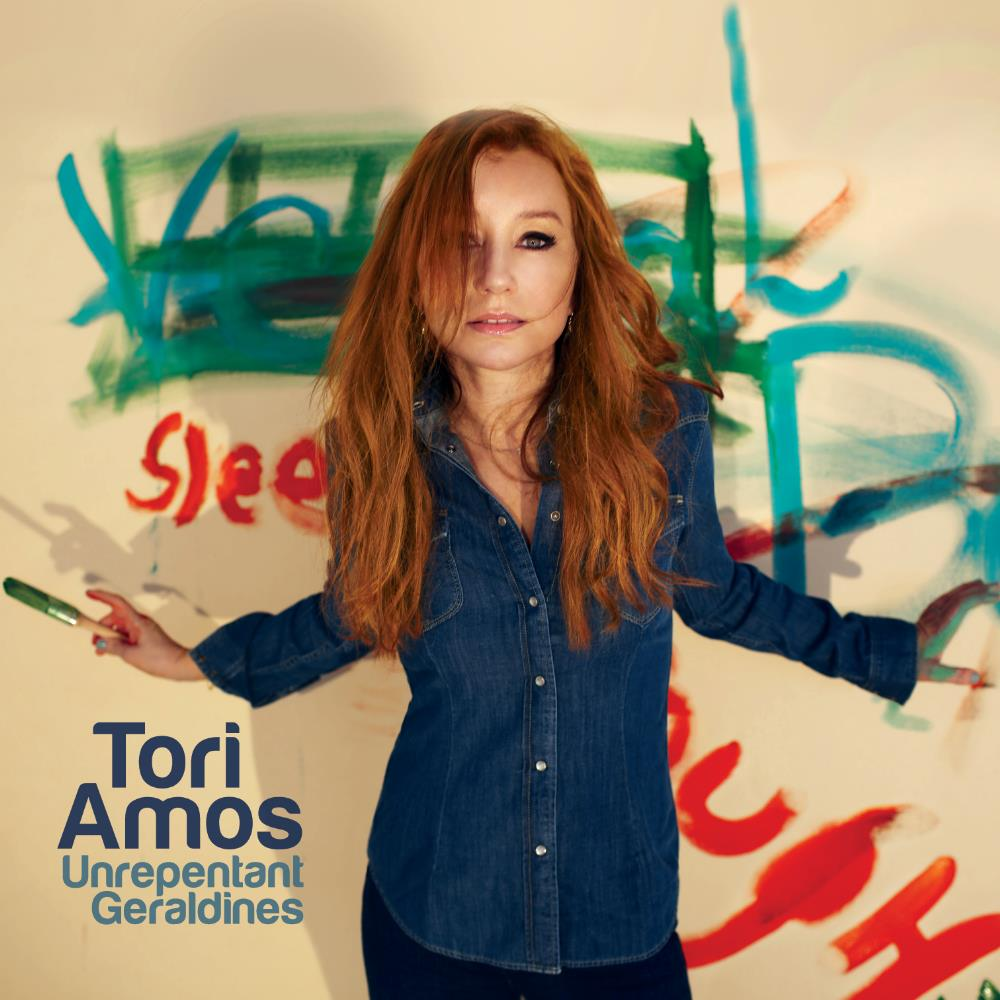 Unrepentant Geraldines by AMOS, TORI album cover
