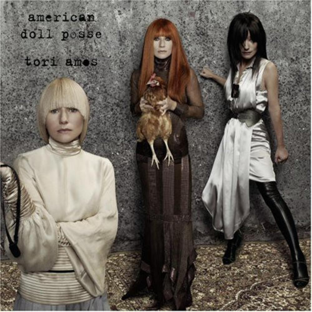 Tori Amos American Doll Posse album cover