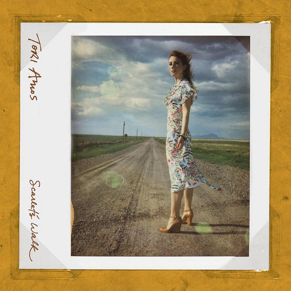 Tori Amos - Scarlet's Walk CD (album) cover