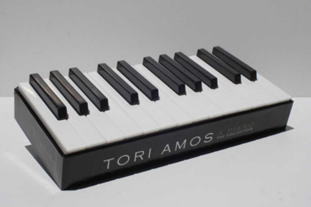 Tori Amos A Piano: The Collection album cover