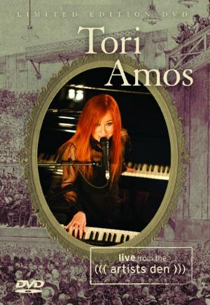 Tori Amos Live From The Artist's Den album cover