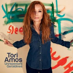 Tori Amos - Unrepentant Geraldines CD (album) cover