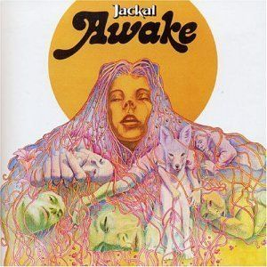 Jackal - Awake CD (album) cover