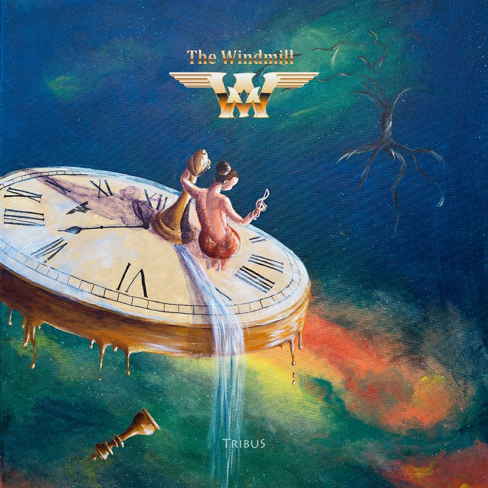 The Windmill - Tribus CD (album) cover