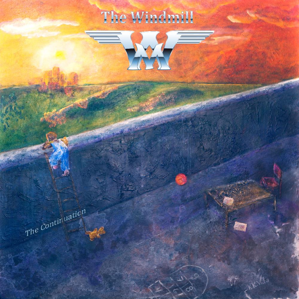 The Windmill The Continuation album cover