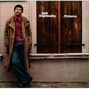 Pictures by DEJOHNETTE,JACK album cover