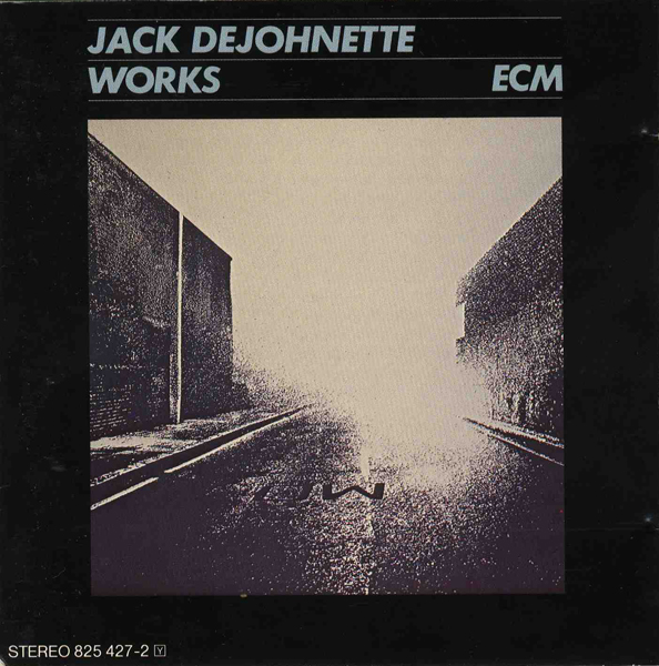Jack DeJohnette - Works CD (album) cover
