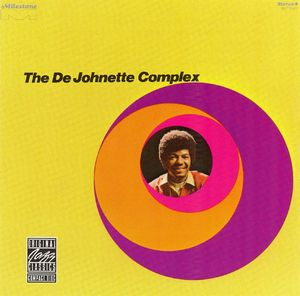 The DeJohnette Complex by DEJOHNETTE, JACK album cover