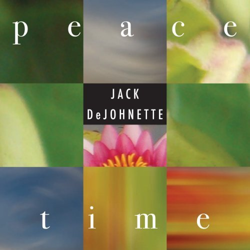 Jack DeJohnette Peace Time album cover