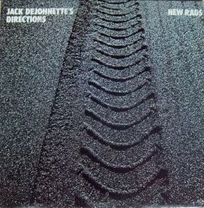 Jack DeJohnette New Rags album cover