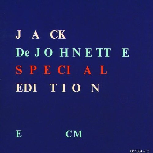 Special Edition by DEJOHNETTE, JACK album cover