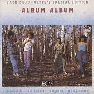 Album Album by DEJOHNETTE,JACK album cover