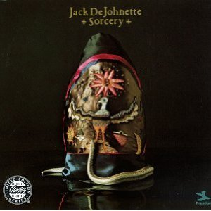 Jack DeJohnette - Sorcery CD (album) cover