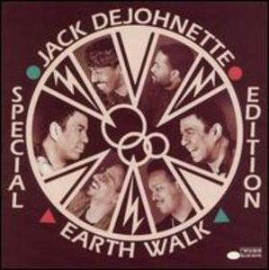 Jack DeJohnette - Earth Walk CD (album) cover