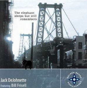 Jack DeJohnette The Elephant Sleeps But Still Remembers (with Bill Frisell) album cover