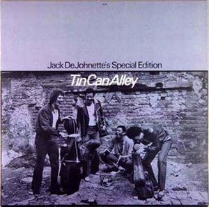 Jack DeJohnette Tin Can Alley album cover