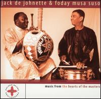 Jack DeJohnette - Music From The Hearts Of The Masters (with  Foday Musa Suso) CD (album) cover