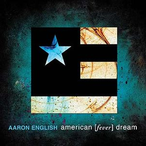 American Fever Dream by ENGLISH, AARON album cover