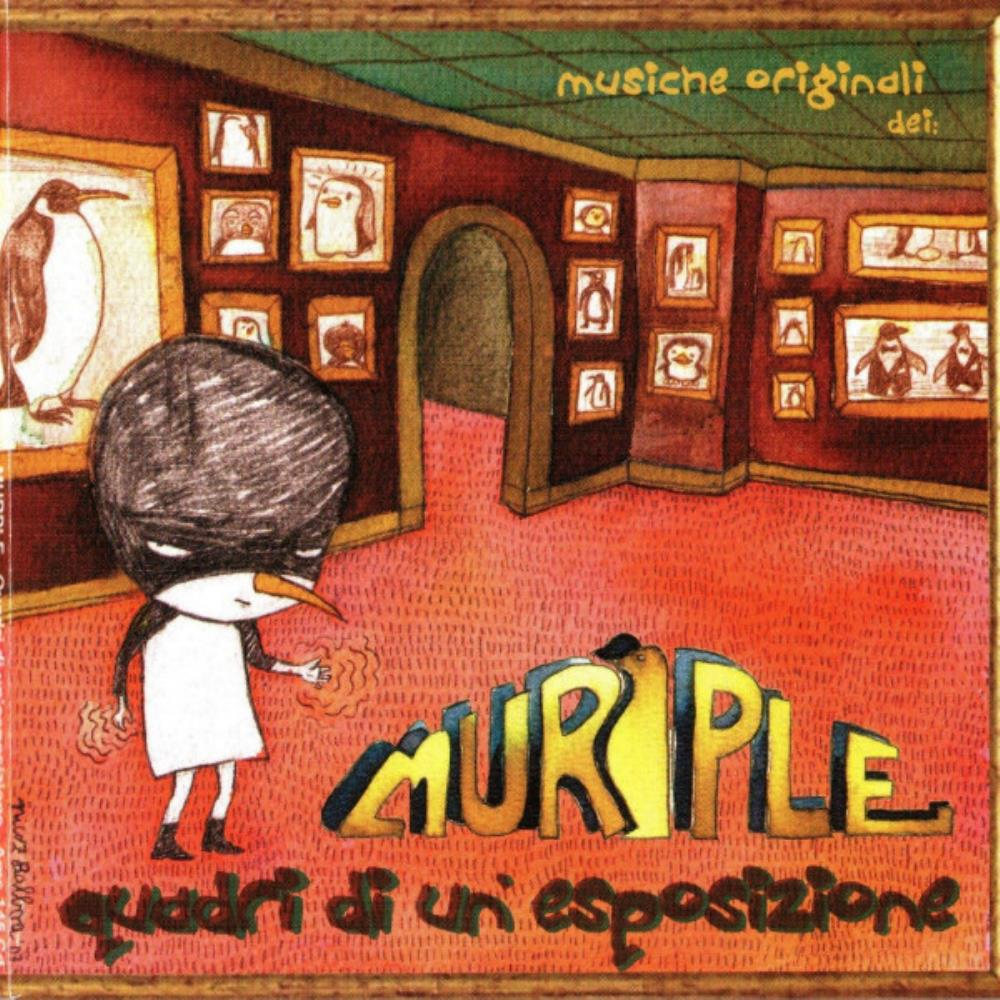 Quadri Di Un'Esposizione by MURPLE album cover